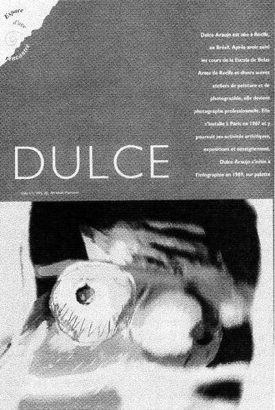 NovART - Dulce Araujo - Novembro 1992 - 01