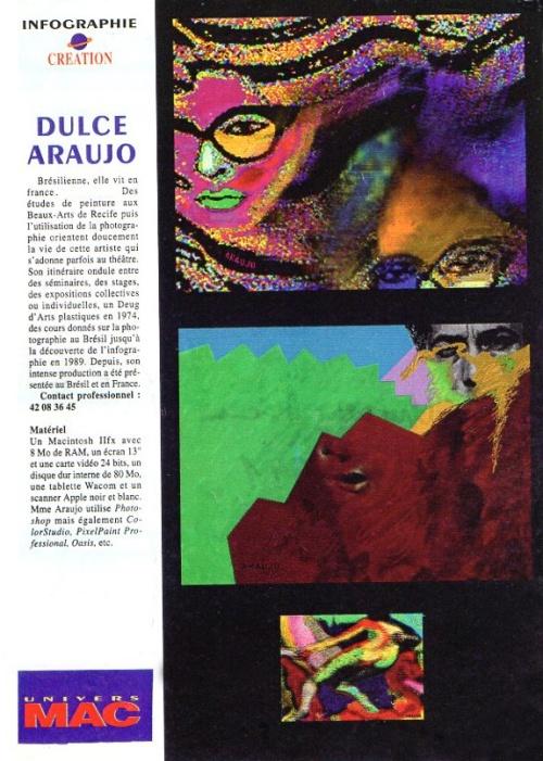 Revista UniversMAC - Dulce Araujo