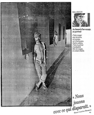 Imagem: Magazine Panorama Aujourd'hui/Reprodução