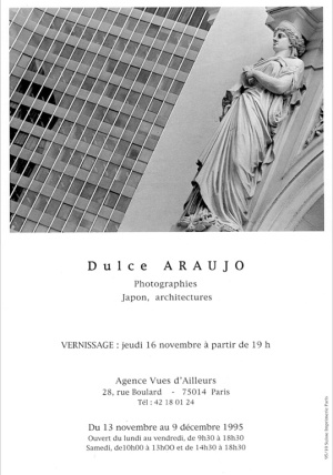Dulce Araújo - Exposição Photo Agence Vues d'Aileurs