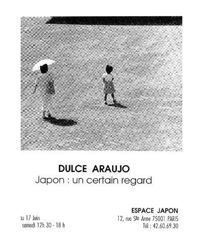 Exposição Japon Un Certain Regard - Dulce Araujo