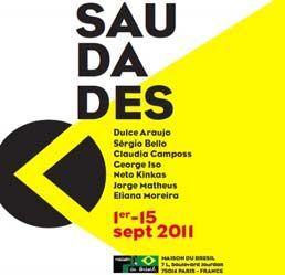 Exposição Saudades - Dulce Araújo